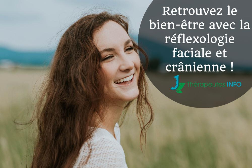 réflexologie faciale bienfaits