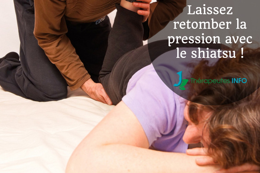 shiatsu thérapeutes info